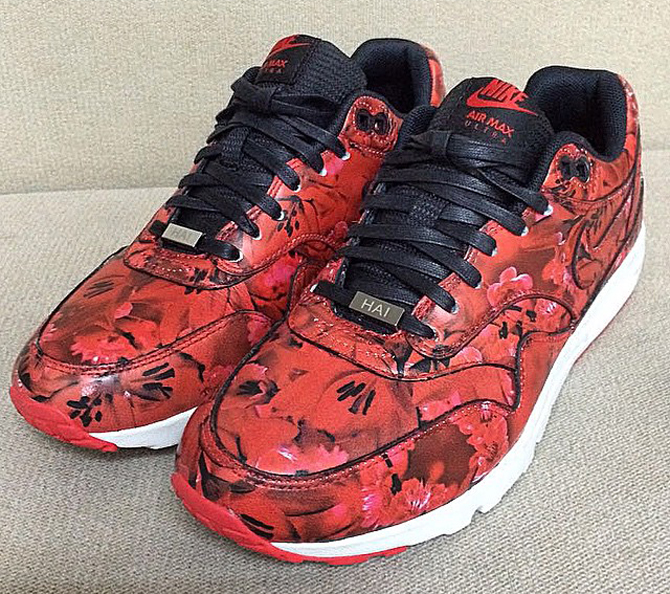 reputable site f9f05 e5ab1 Two of the most graphic Nike Air Max pairs ever constitute this upcoming  City  Pack .