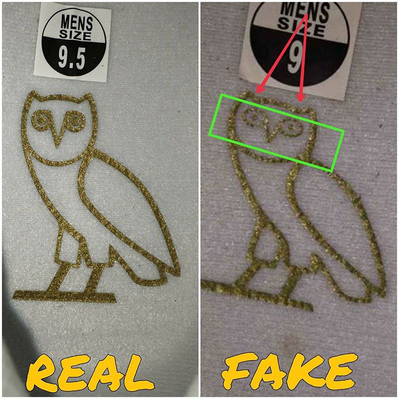 494ca578d57 This Video Shows You How To Tell If Your 'OVO' Air Jordan 10s Are ...