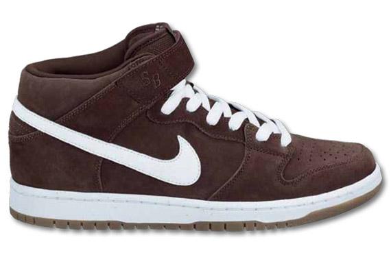 afe0191ada78 Nike SB Dunk Mid - Baroque Brown - Holiday 2012