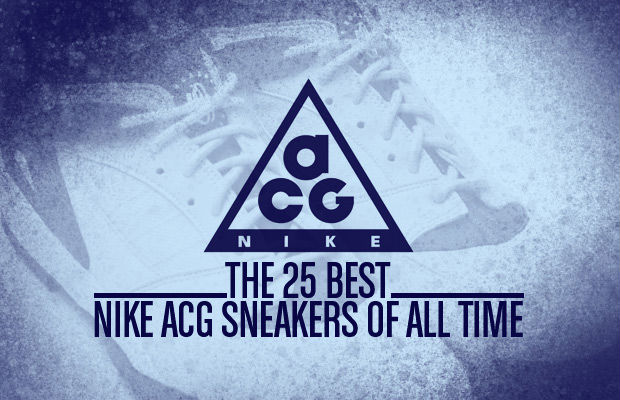 The 25 Best Nike ACG Sneakers of All Time
