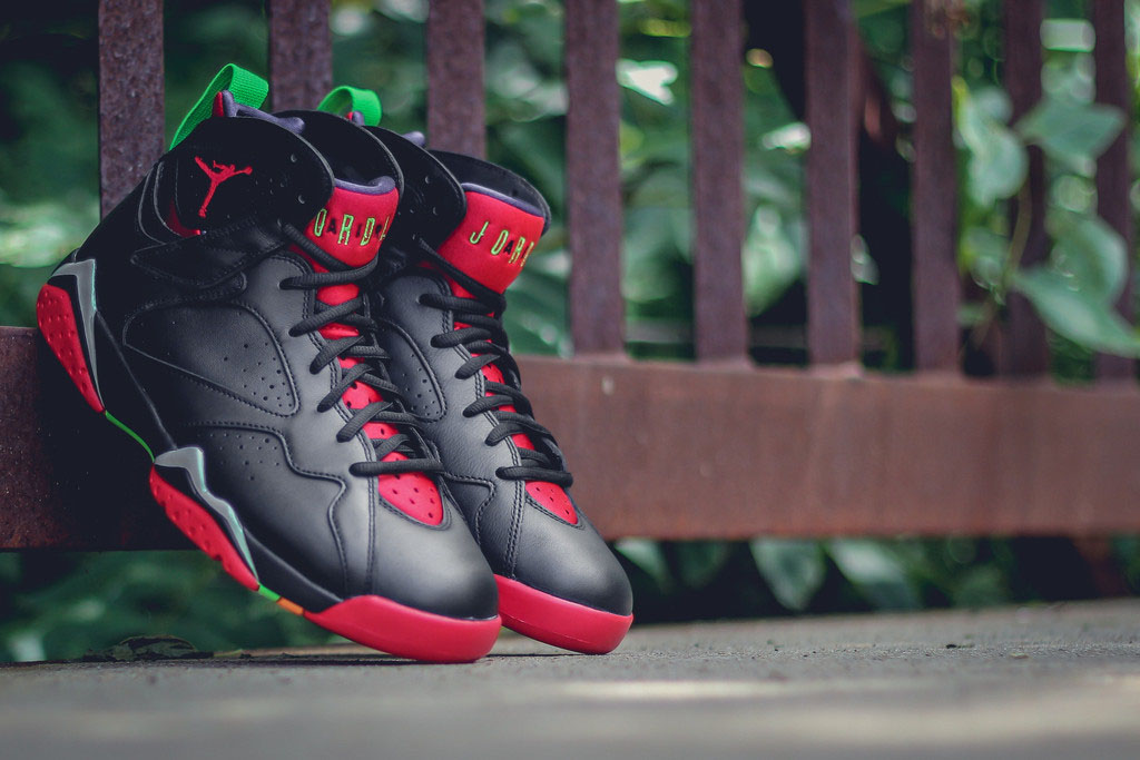 Air Jordan 7 Marvin the Martian 304775-029 (2)