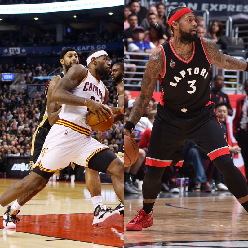 SoleWatch: NBA Power Rankings for November 29: James Johnson