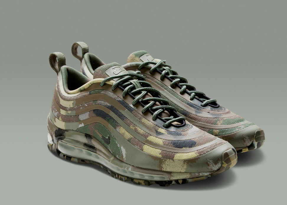 Nike air max camo collection sole collector for Nike official site italia