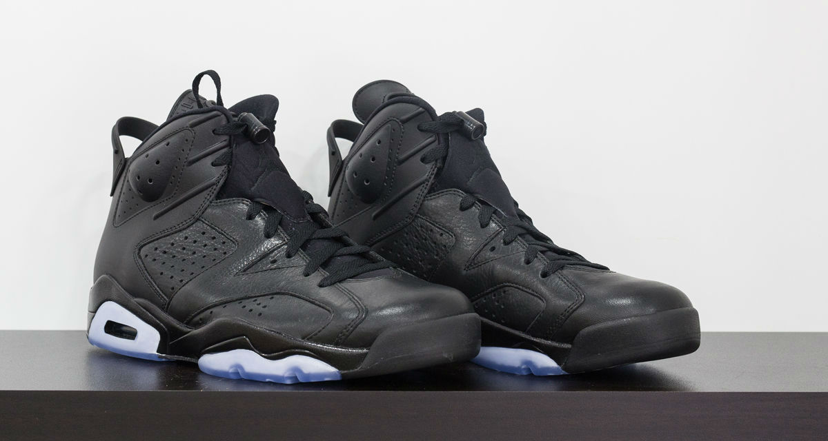 differently 21bcf 44f09 Air Jordan 6 Kobe Black Collection