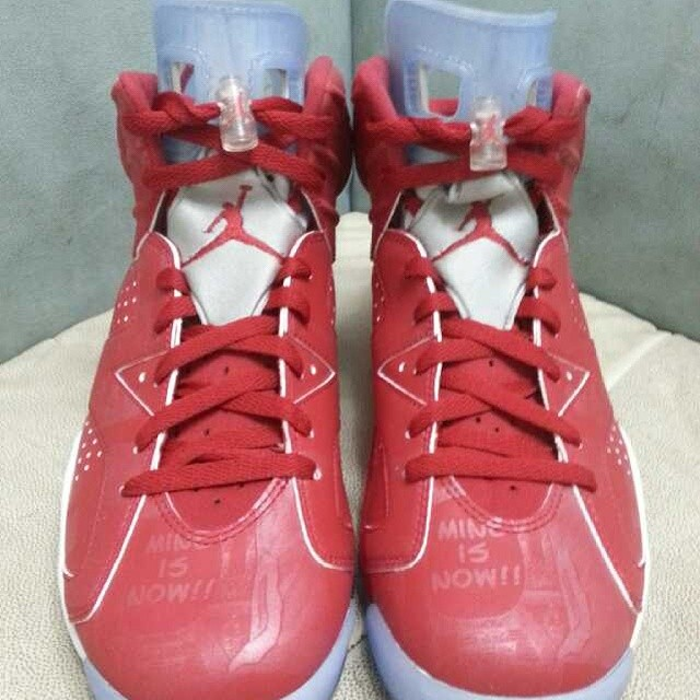 Air Jordan VI 6 Retro Slam Dunk Manga 717302-600 (7)