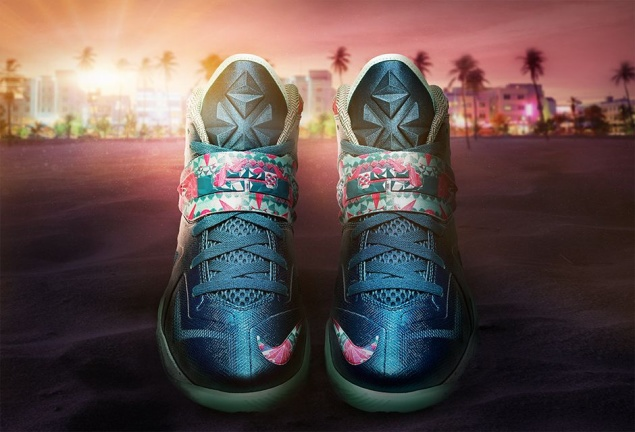 Nike Zoom Soldier 7 VII Power Couple LeBron and Savannah