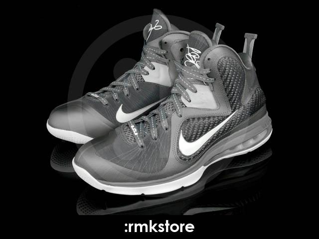 huge discount 3a2ae be97f ... Nike LeBron 9 Cool Grey 469764-007 (2) ...
