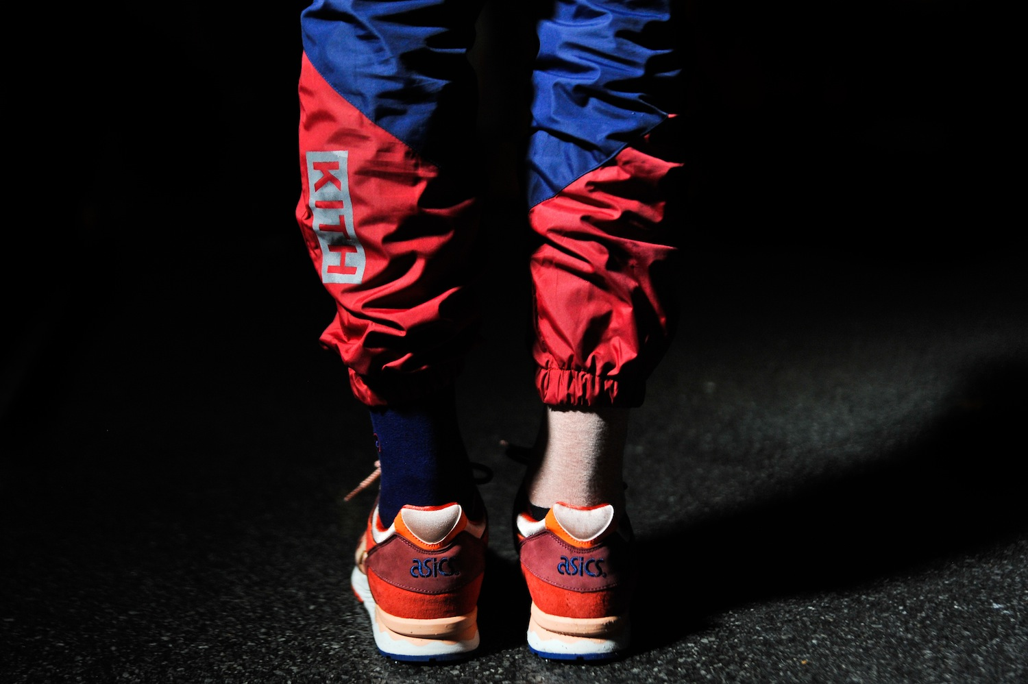 Kith Volcano Capsule Collection Delancey jogger