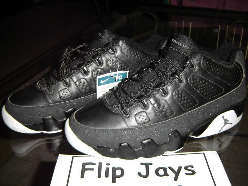 20 Air Jordan 9 Samples That Never Released  6481e795c