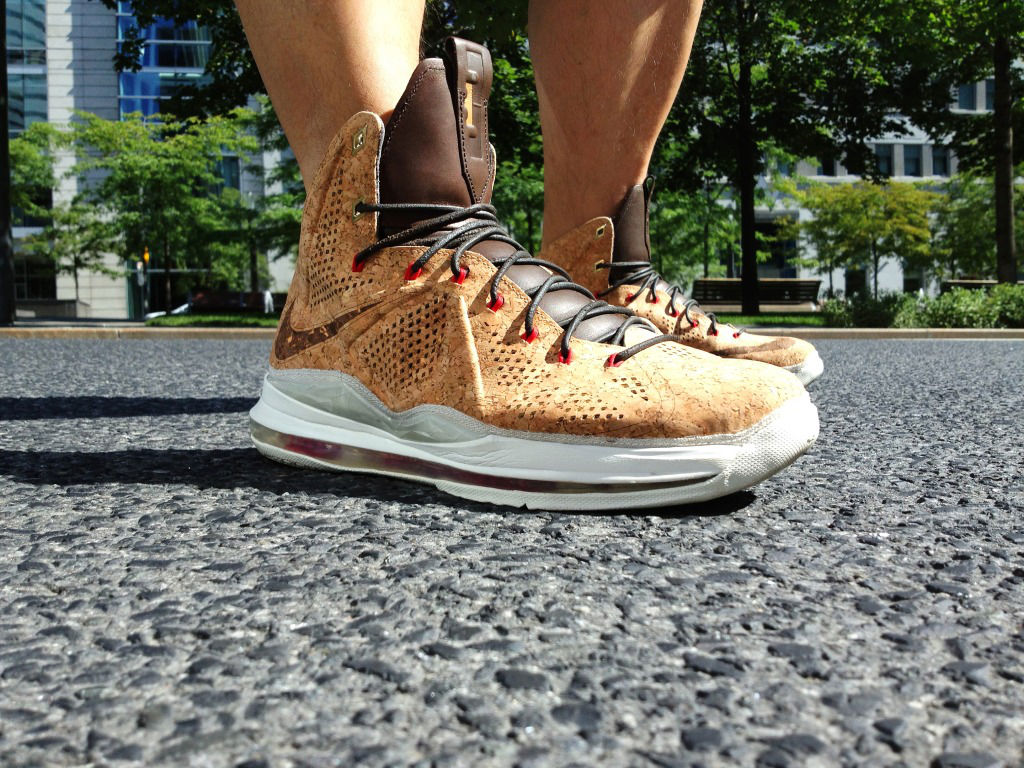Spotlight // Forum Staff Weekly WDYWT? - 9.7.13 - Nike LeBron X EXT Cork by Shooter