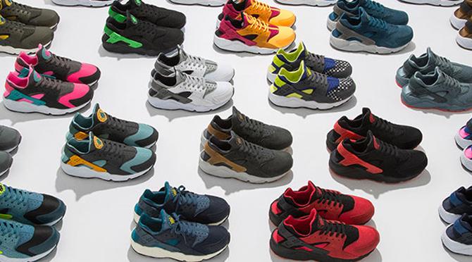 Nike Huarache 2015