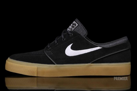 san francisco high quality various design Nike Zoom Stefan Janoski - Black/White-Gum | Sole Collector
