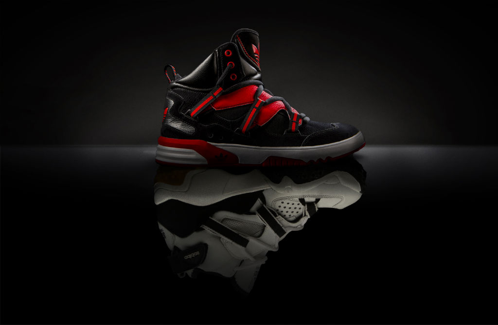 adidas Originals Roundhouse Instinct Black Red Q32908 (5)