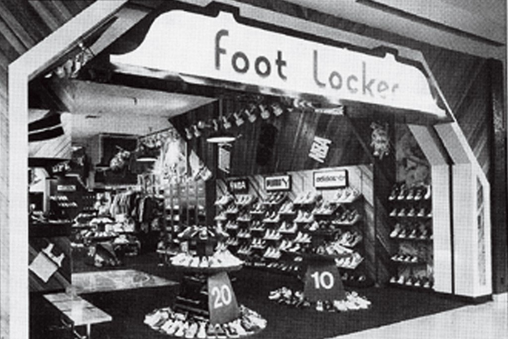 1974: The retailer debuts at Puente Hills Mall in the City of Industry, Calif.