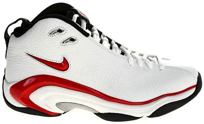 The 10 Best Chicago Bulls Sneakers That Aren't Air Jordans: Nike Air Pippen II (1)