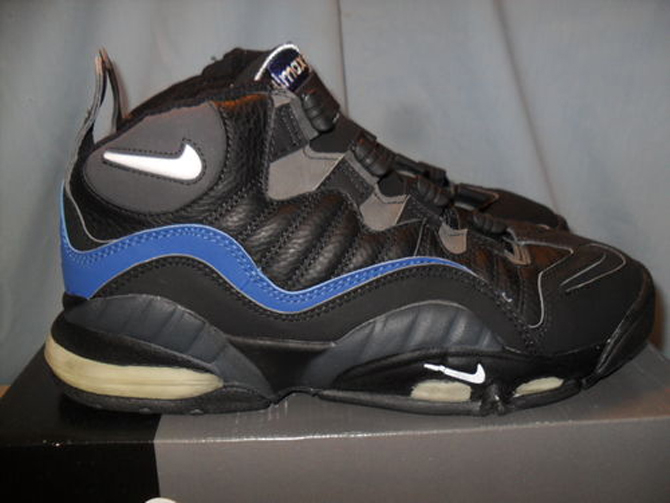 c8c96465b8 Nike Is Bringing Back Chris Webber's Shoe | Sole Collector