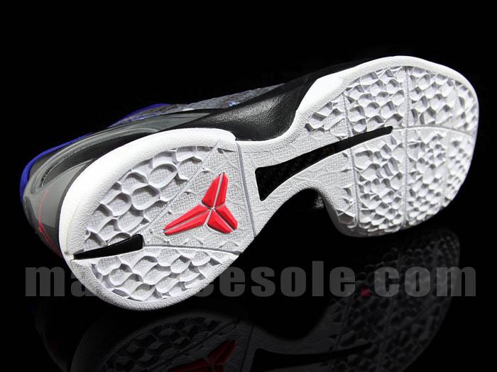 874b26edb0ce Nike Zoom Kobe VI Camo - Black Grey Concord