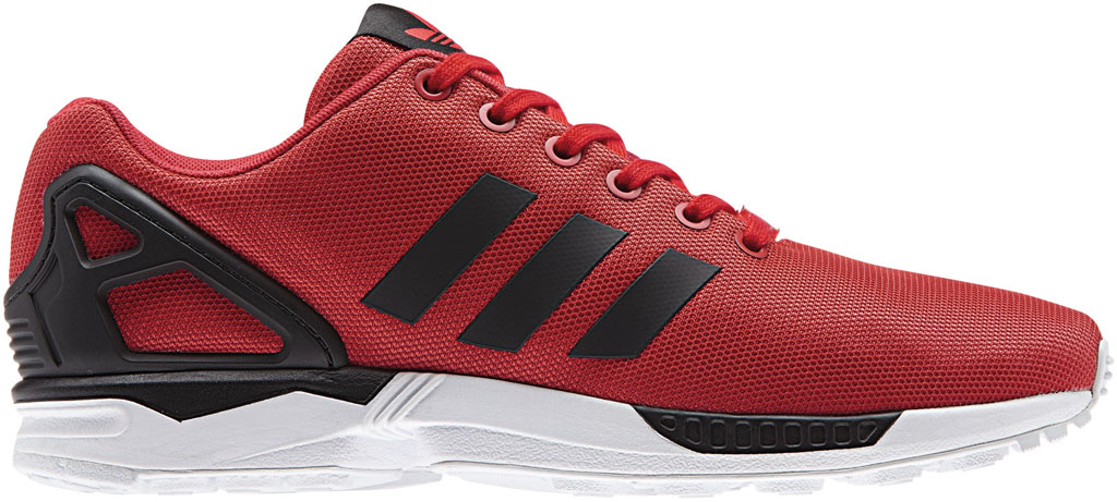 adidas ZX Flux Base Tone Pack Red (1)