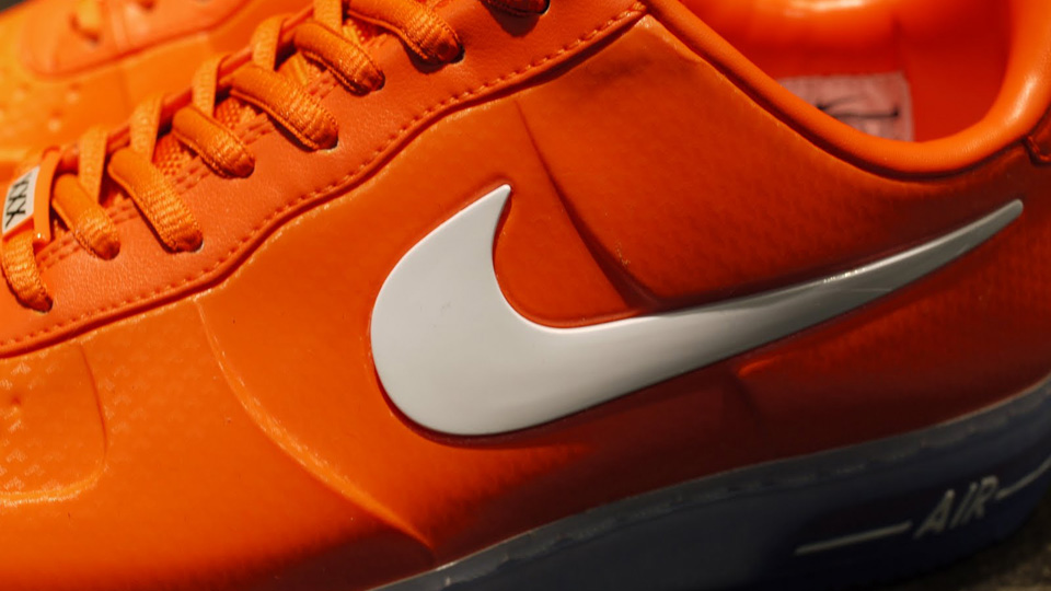 58ce4a9684a Nike Air Force 1 Foamposite Pro QS - Safety Orange - New Images ...