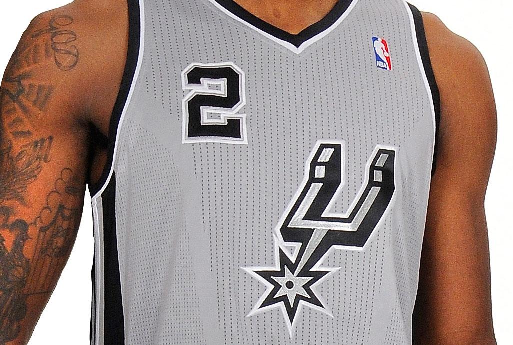 283207a445d6 San Antonio Spurs Unveil New Alternate Jersey