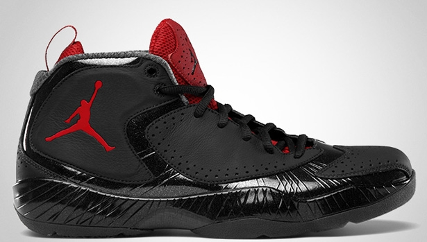 Air Jordan 2012 A Black/Varsity Red-Anthracite