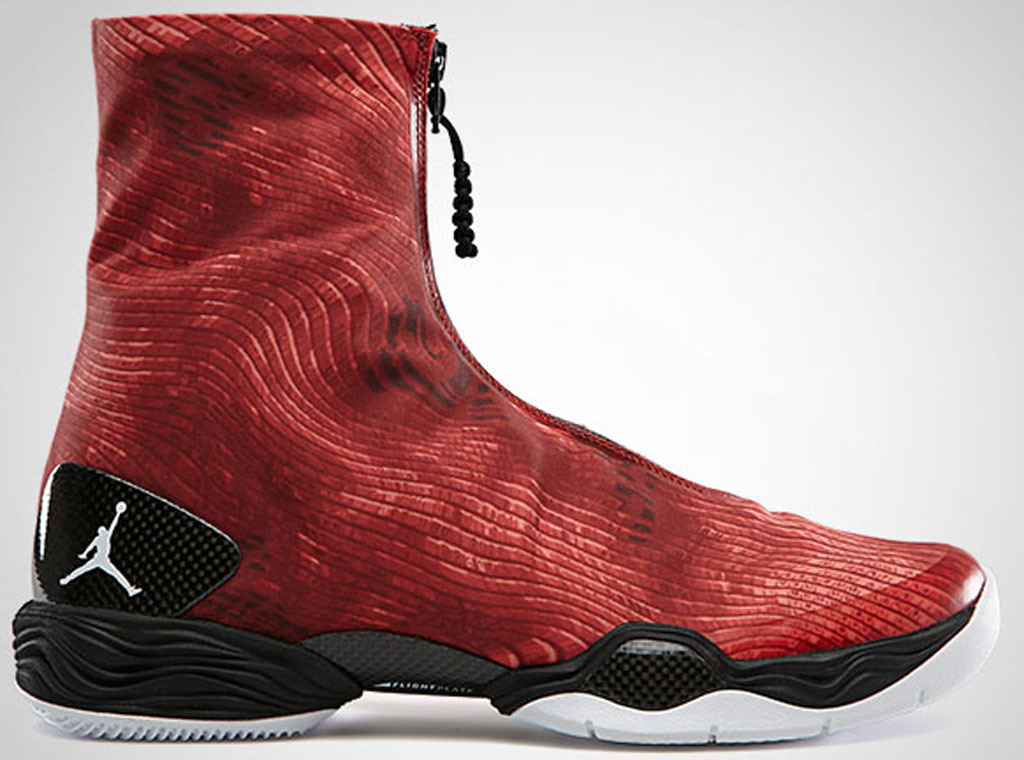 Air Jordan XX8 'Camo' 584832-601 Gym Red/White