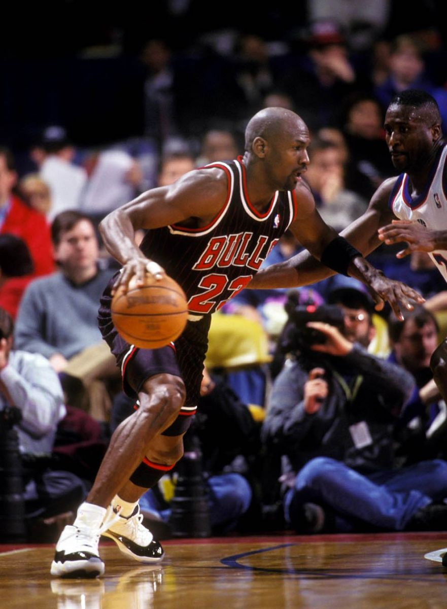 ltqprf Flashback // Best Shoes Worn With the Original Chicago Bulls