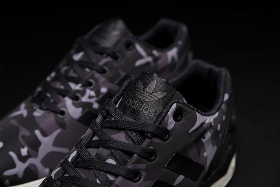 adidas Originals ZX Flux Pattern Pack Exclusive for Sneakersnstuff - Camo (4)