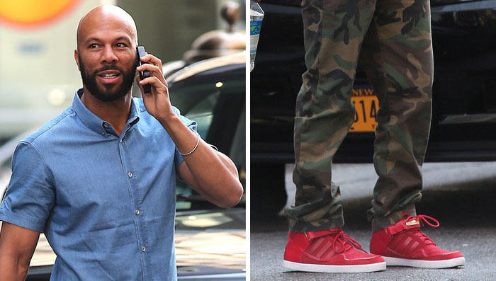 Common Wears adidas AR 2.0