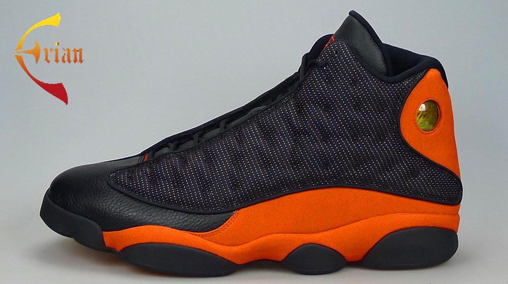 size 40 76586 5f803 Air Jordan XIII 13 Gerald Wallace PE Bobcats (1)
