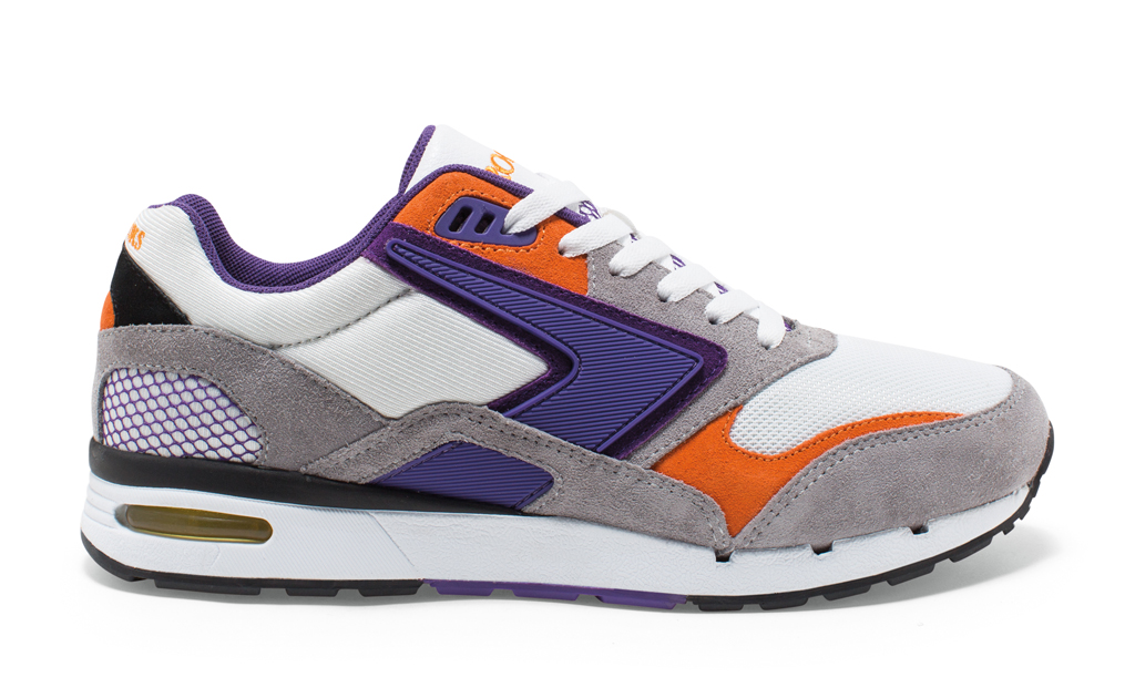 600dde4dca1bb Brooks re-introduces another silhouette from their Heritage Collection.