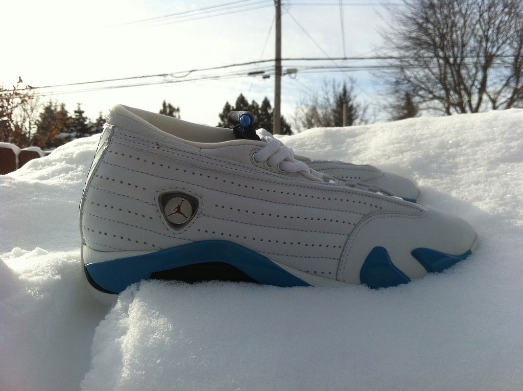 Pickups of the Week // 4.7.13 - Air Jordan XIV Low UNC by longcity