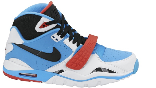Nike Air Trainer SC II Vivid Blue/Black-Light Crimson-White