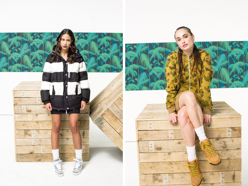 adidas Originals Fall/Winter 2013 Women's Lookbook (9)