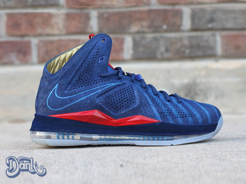 Nike LeBron X 10 Doernbecher 6 by Dank Customs