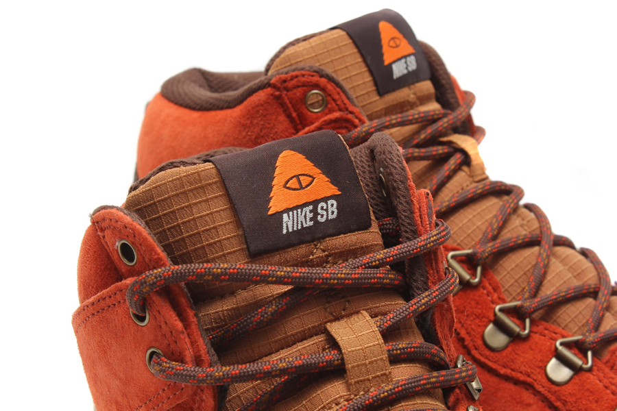 huge discount 2324c 822b7 Poler Stuff and Nike Have a Rugged Dunk Coming