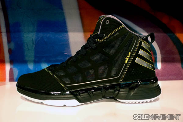 adidas adiZero Shadow Black Iron Electricity G48010 4