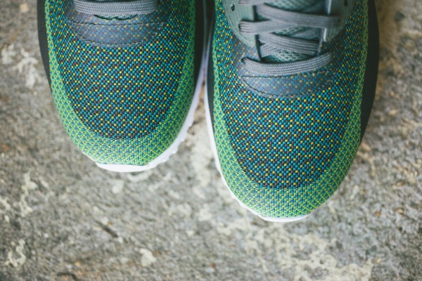 online for sale official no sale tax Nike Air Max 90 Jacquard - Venom Green | Sole Collector
