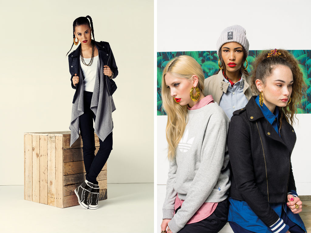adidas Originals Fall/Winter 2013 Women's Lookbook (13)