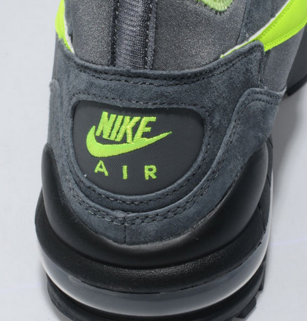Nike Air Max 93 size? Exclusive in Grey Volt heel detail