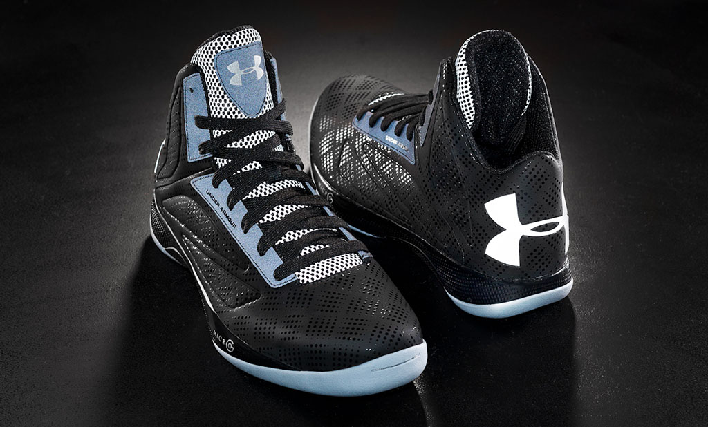 Under Armour Micro G Torch Black Silver (4)
