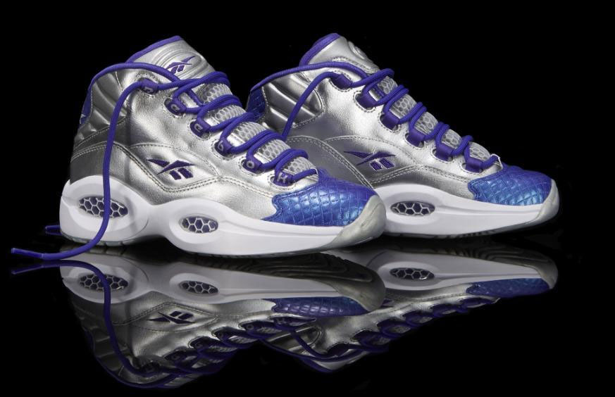 Reebok Question GS Girl's Ice Princess