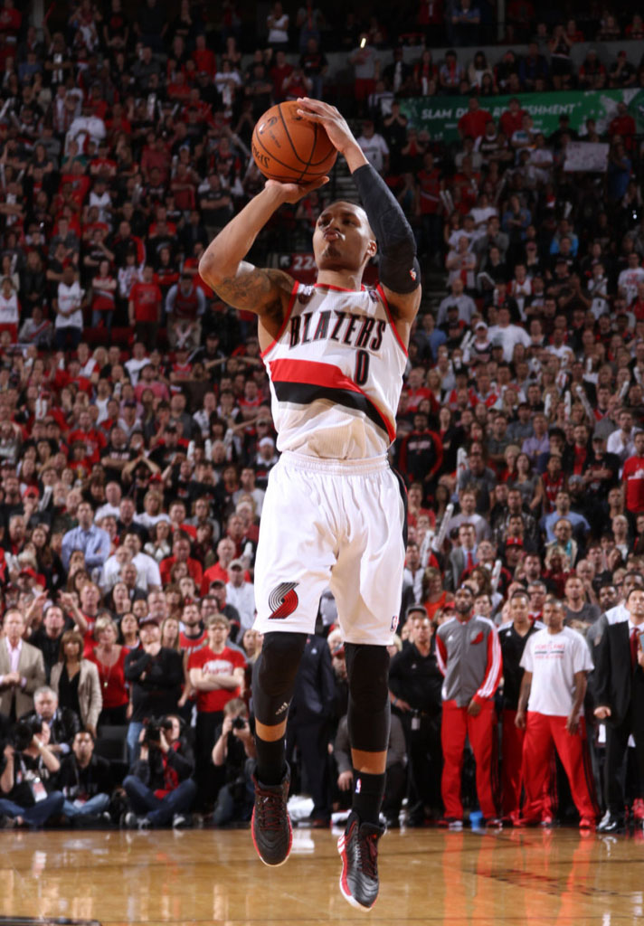Damian Lillard Ends Series with Game-Winning Three in adidas Crazyquick 2 (1)