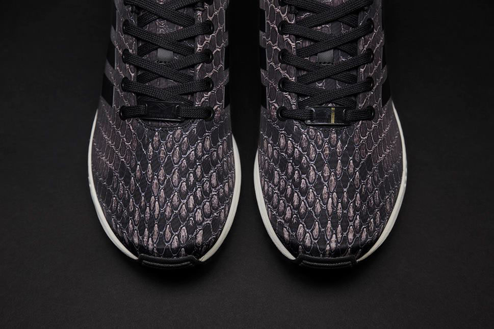 adidas Originals ZX Flux Pattern Pack Exclusive for Sneakersnstuff - Snakeskin (7)