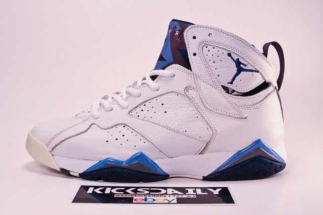 Spotlight // Pickups of the Week 6.9.13 - Air Jordan 7 Retro French Blue by KicksDaily