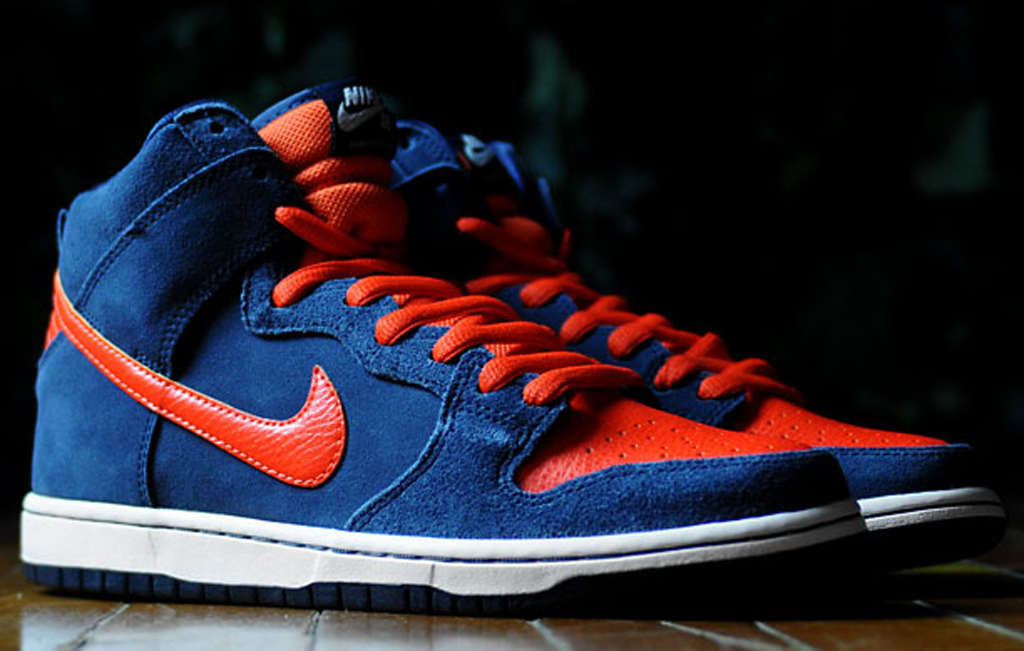 Syracuse Nike SB Dunk Highs for March