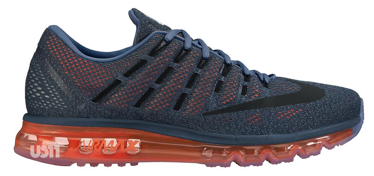 sports shoes 5f334 dd00d Nike Air Max 2016 Red Print