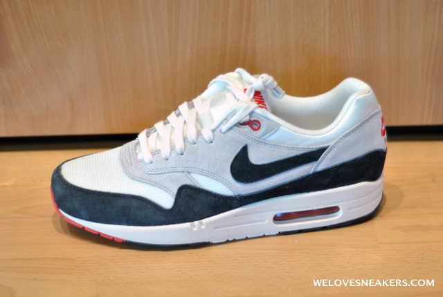Release Reminder: Nike Air Max 1 Premium Jewel University Blue