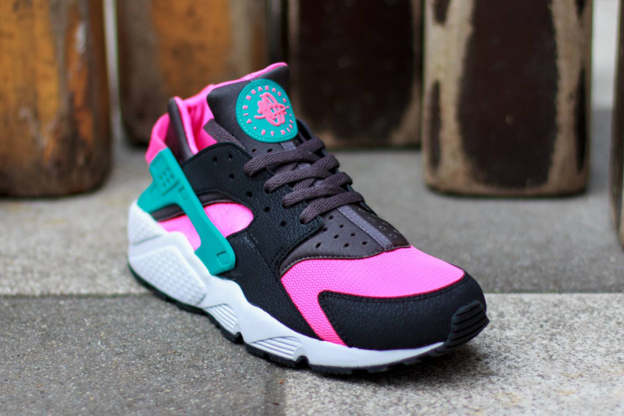 size 40 6fd14 586c3 Nike Air Huarache - Hyper Pink Dusty Cactus-Medium Ash