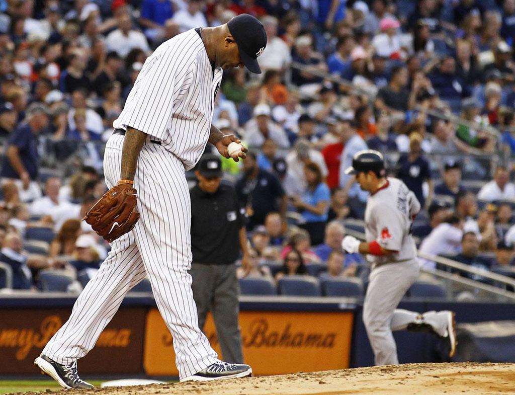 3abbf3258c3 ... CC Sabathias Jordan Super.Fly PE Cleats Yankees (3) ...